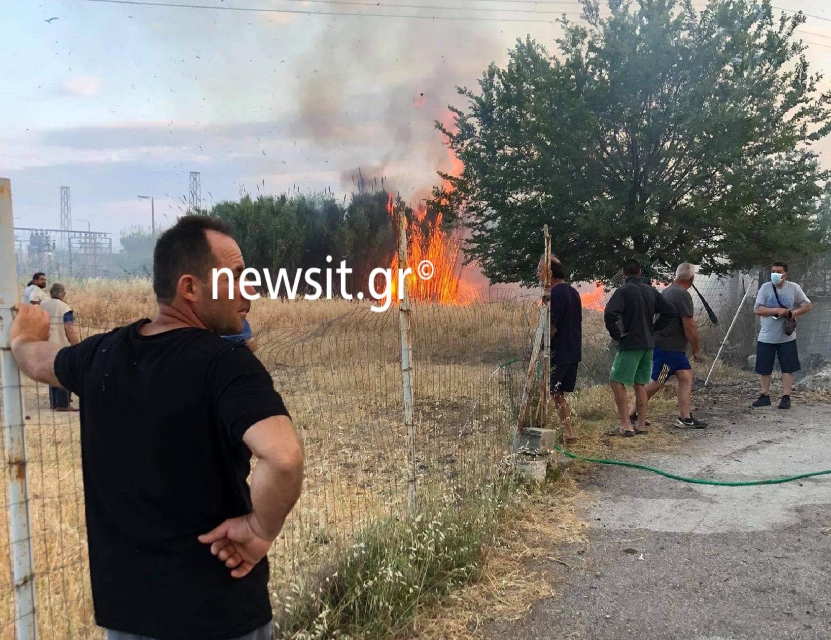 Φωτιά στο Κιάτο