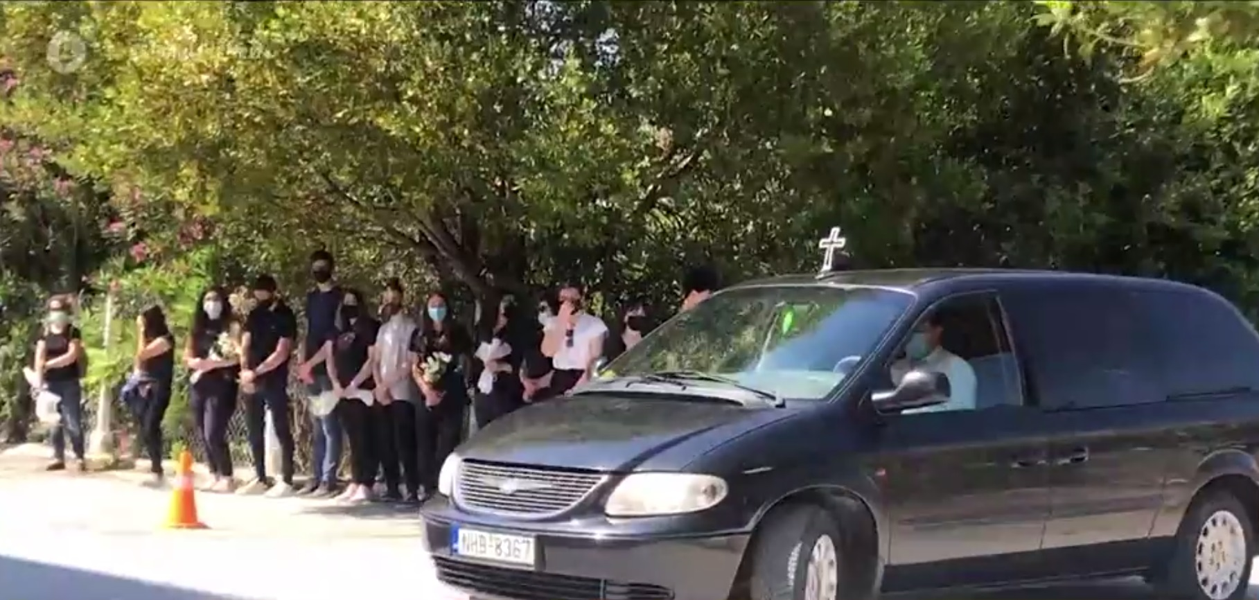 Νέα Μάλγαρα: Σπαραγμός στο τελευταίο αντίο του μικρού Γιώργου – Συγκλονίζει ο ιερέας που τέλεσε την κηδεία