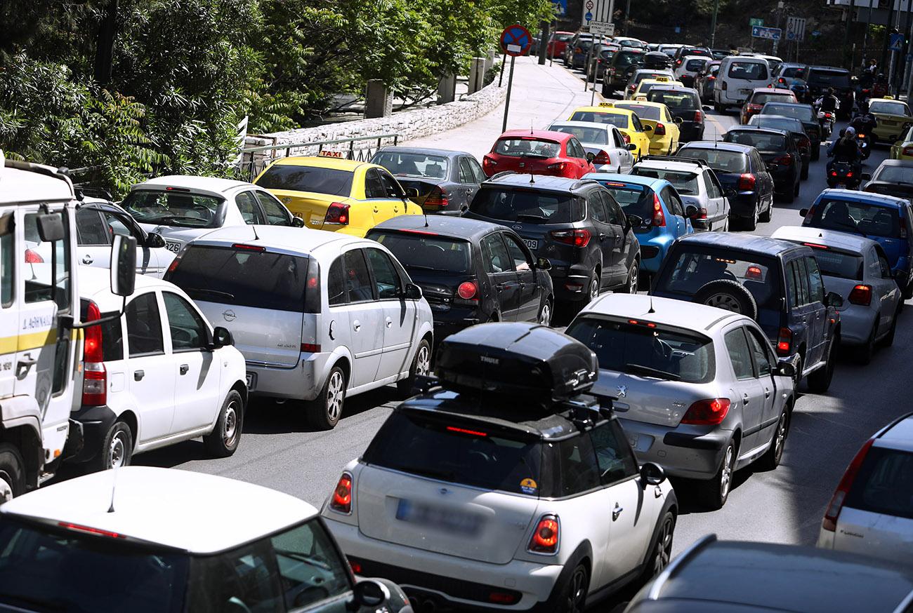 Απεργία σήμερα 10 Ιουνίου: Ποιοι δρόμοι είναι κλειστοί στην Αθήνα και μέχρι πότε