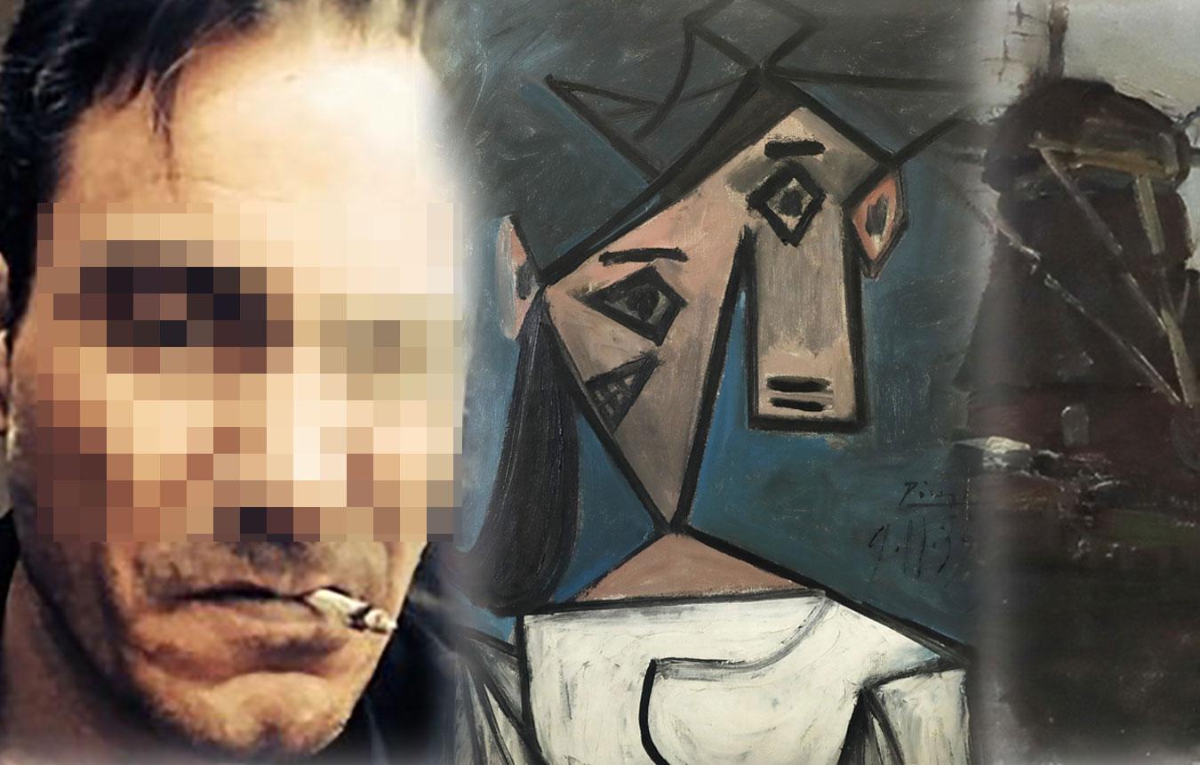 Κλοπή Πικάσο: Αυτός είναι ο 49χρονος ελαιοχρωματιστής με το ψευδώνυμο artfreak που ρήμαξε την Εθνική Πινακοθήκη