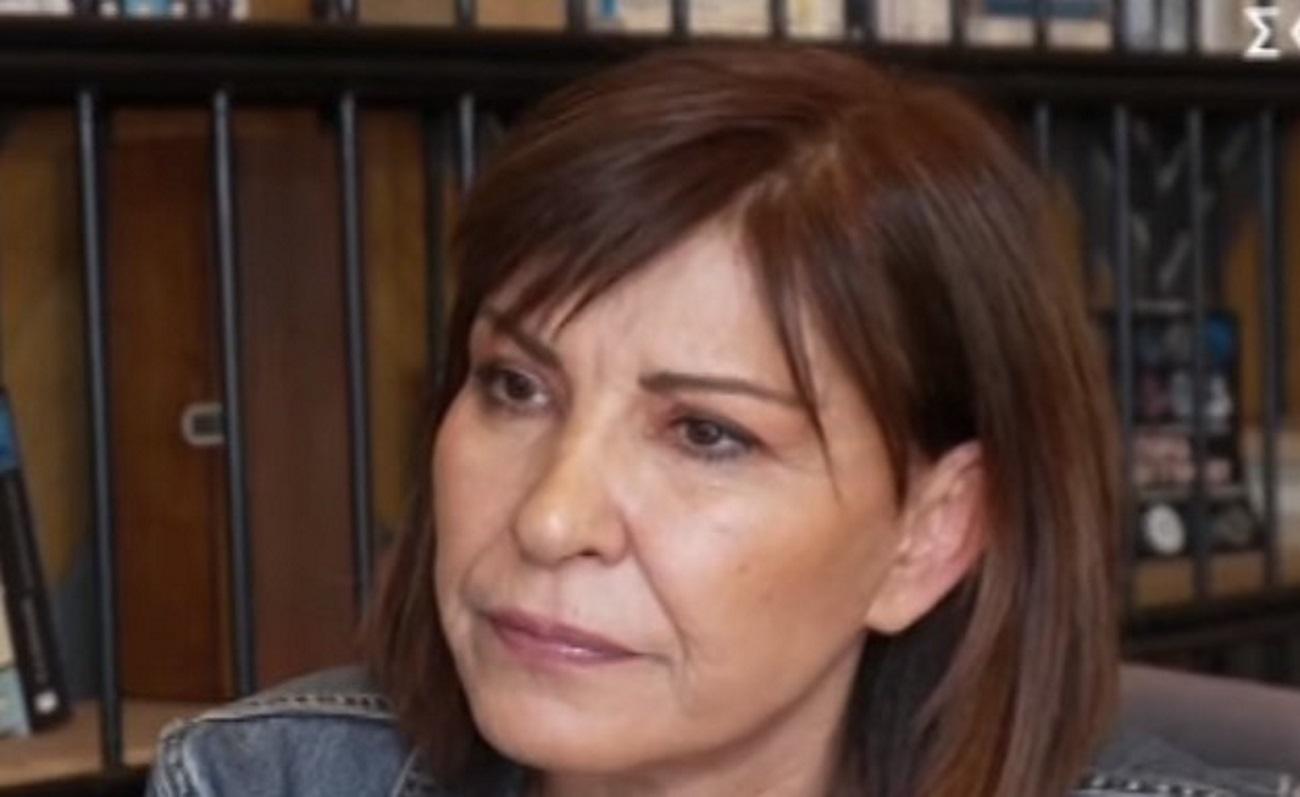 Κωνσταντίνα: «Ο Νότης Σφακιανάκης δεν ένιωθε πολύ βολικά όταν τραγουδούσαμε μαζί»