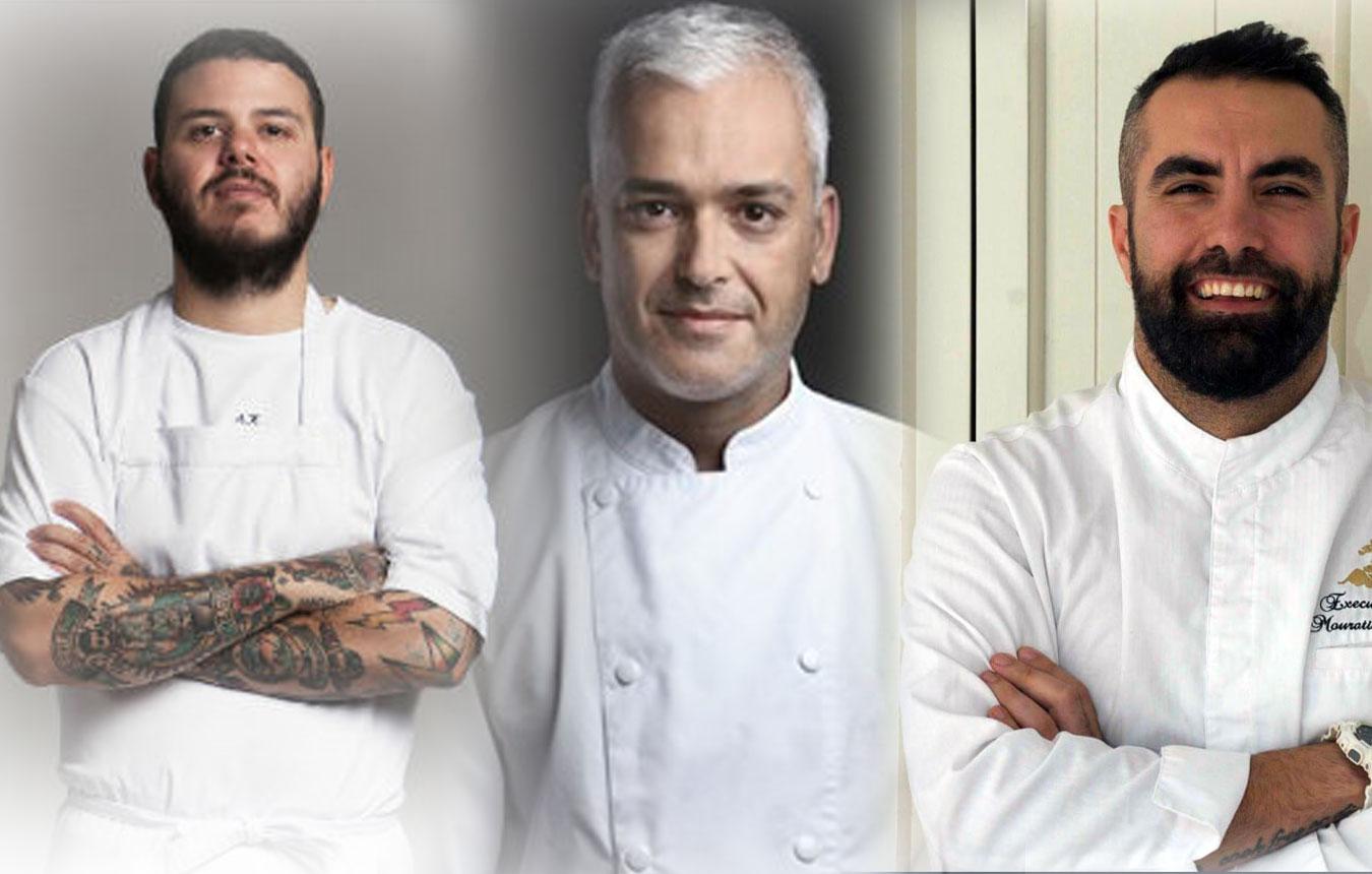 Game Of Chefs: αυτοί είναι οι τρεις κριτές
