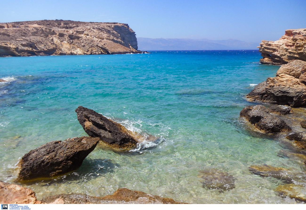 Τα «κοίλα νησιά» της Ελλάδας για απόλυτη χαλάρωση