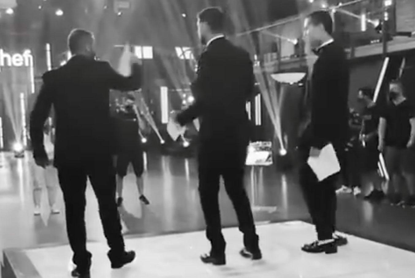 MasterChef: Ο απίθανος χορός των σεφ λίγο πριν τον μεγάλο τελικό