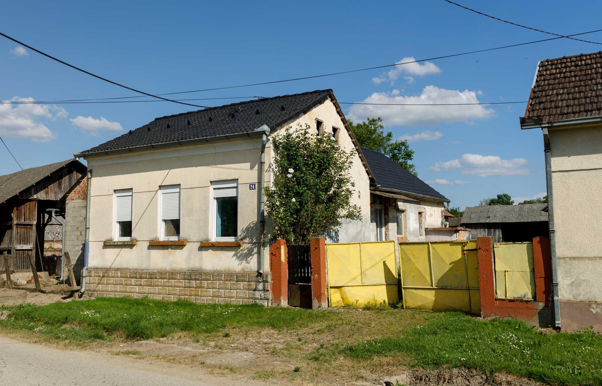Σπίτια κάτω του ενός ευρώ πωλούνται σε αυτή την πόλη της Κροατίας (pics)