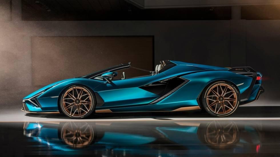 Lamborghini: Έχει προπουλήσει σχεδόν όλη τη φετινή της παραγωγή