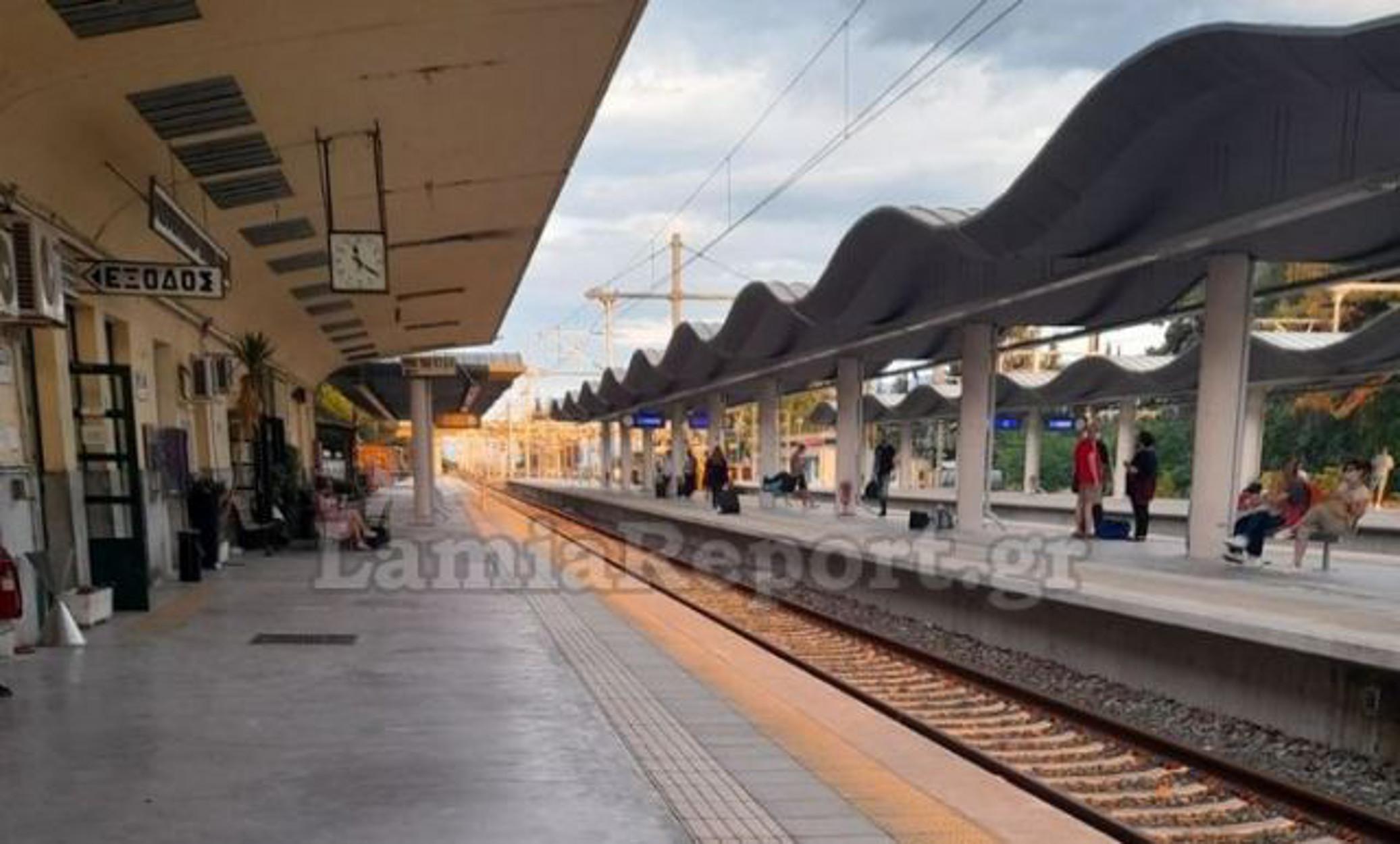 Τηλεφώνημα για βόμβα στο τρένο που εκτελεί το δρομολόγιο Αθήνα – Θεσσαλονίκη
