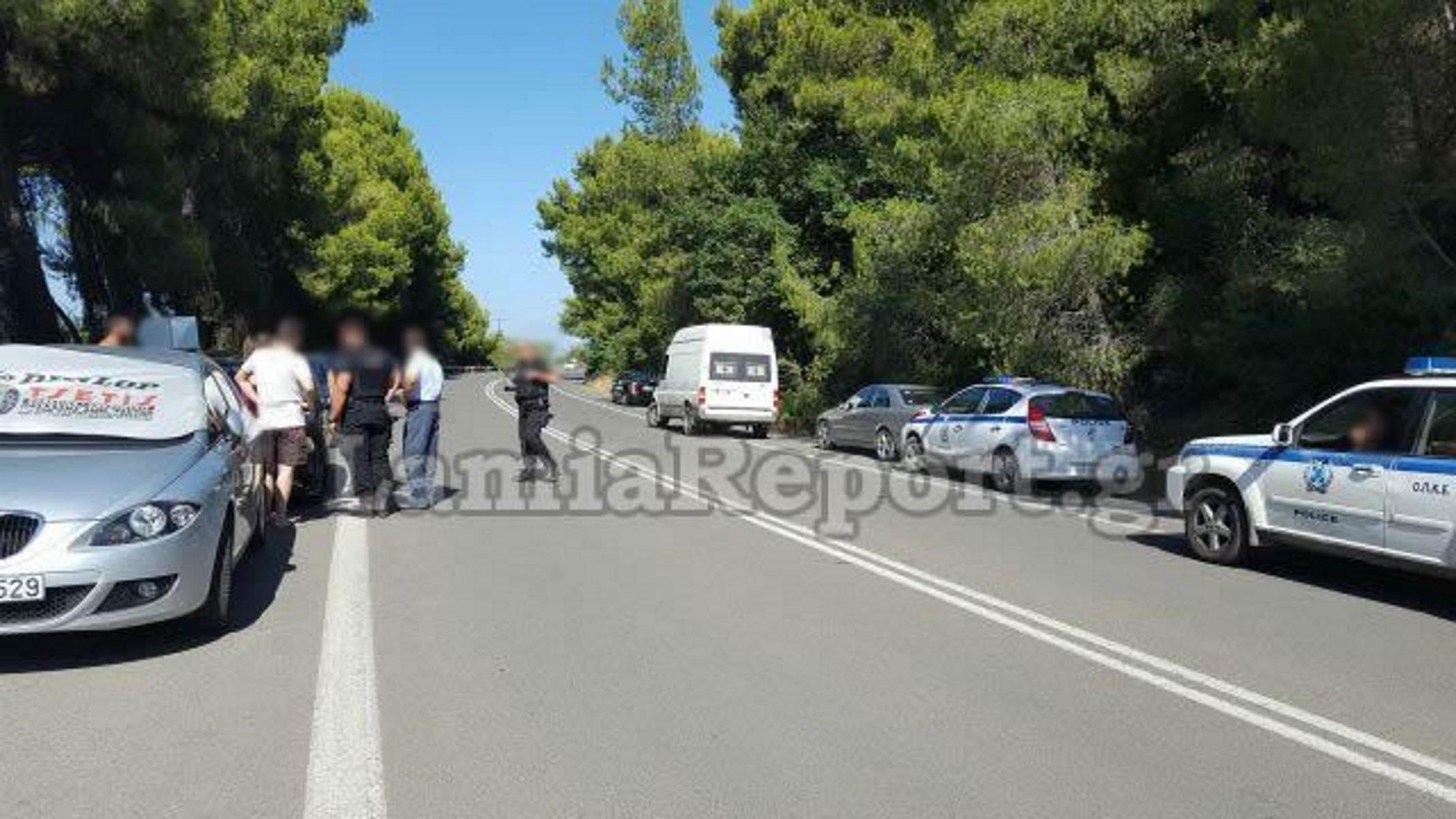Φθιώτιδα: Γύρισαν από το μπάνιο και βρήκαν τα αυτοκίνητά τους σπασμένα