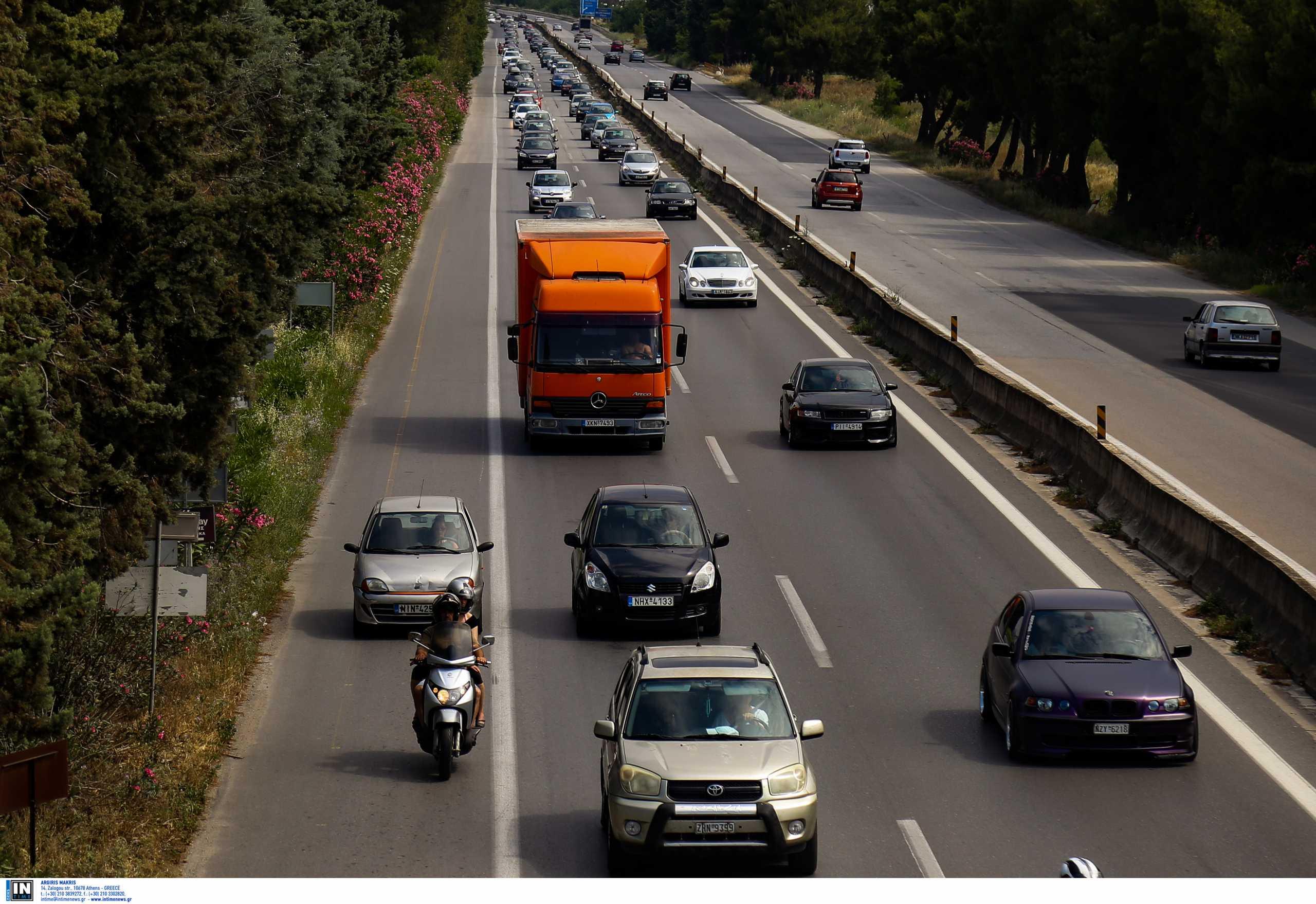 330 «πάτησαν» την ΛΕΑ μόνο στην εθνική Αθηνών – Κορίνθου και το πλήρωσαν ακριβά
