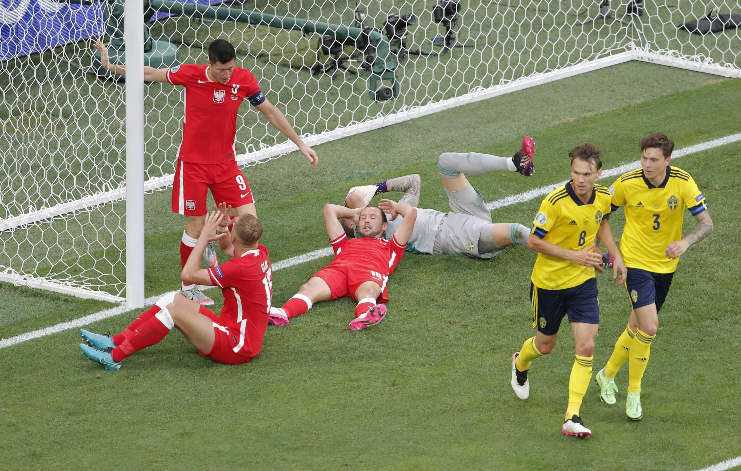Euro 2020: Η αδιανόητη ευκαιρία του Λεβαντόφσκι
