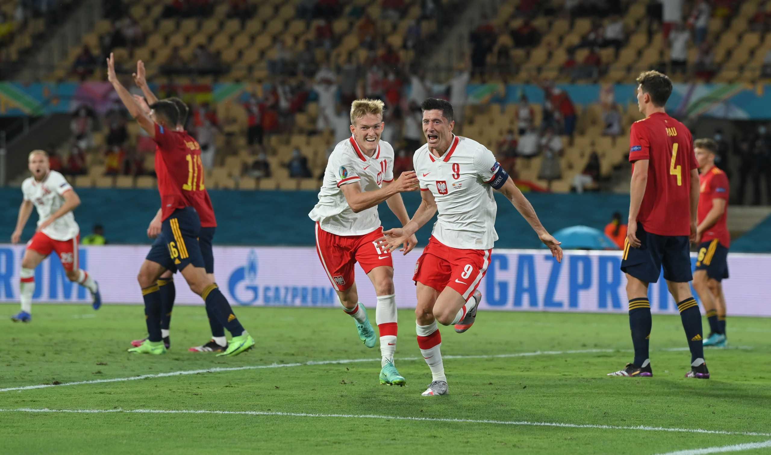 Euro 2020, Ισπανία – Πολωνία LIVE