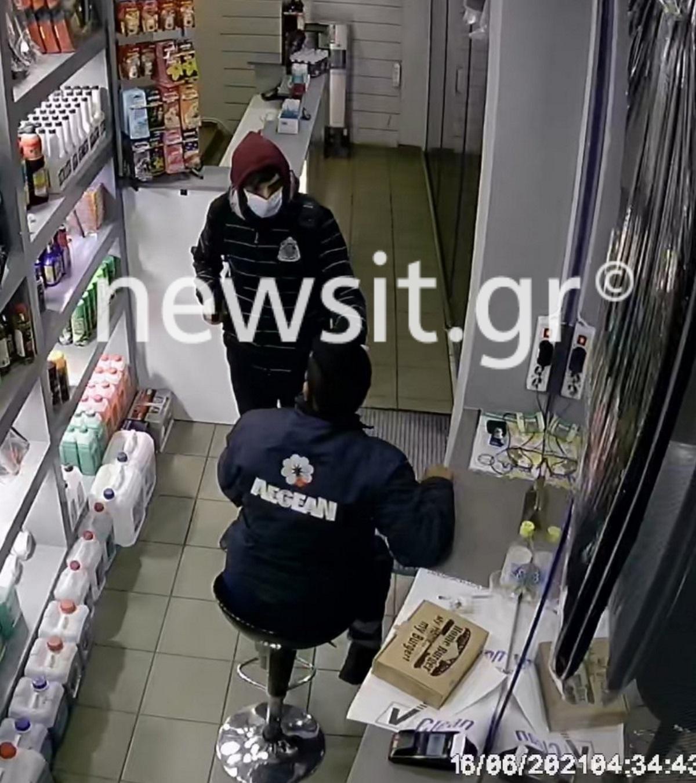 Συνελήφθη 31χρονος αστυνομικός για ένοπλες ληστείες σε βενζινάδικα (pics)