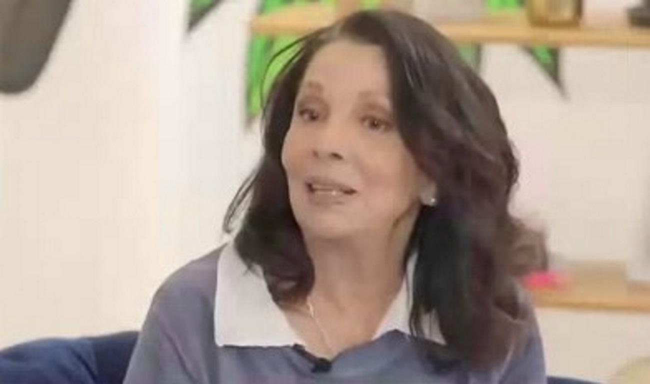 """Μπέτυ Λιβανού: """"Ο πατέρας μου ήταν συντηρητικός, δεν θα μου έδινε αυτήν την ευκαιρία"""""""