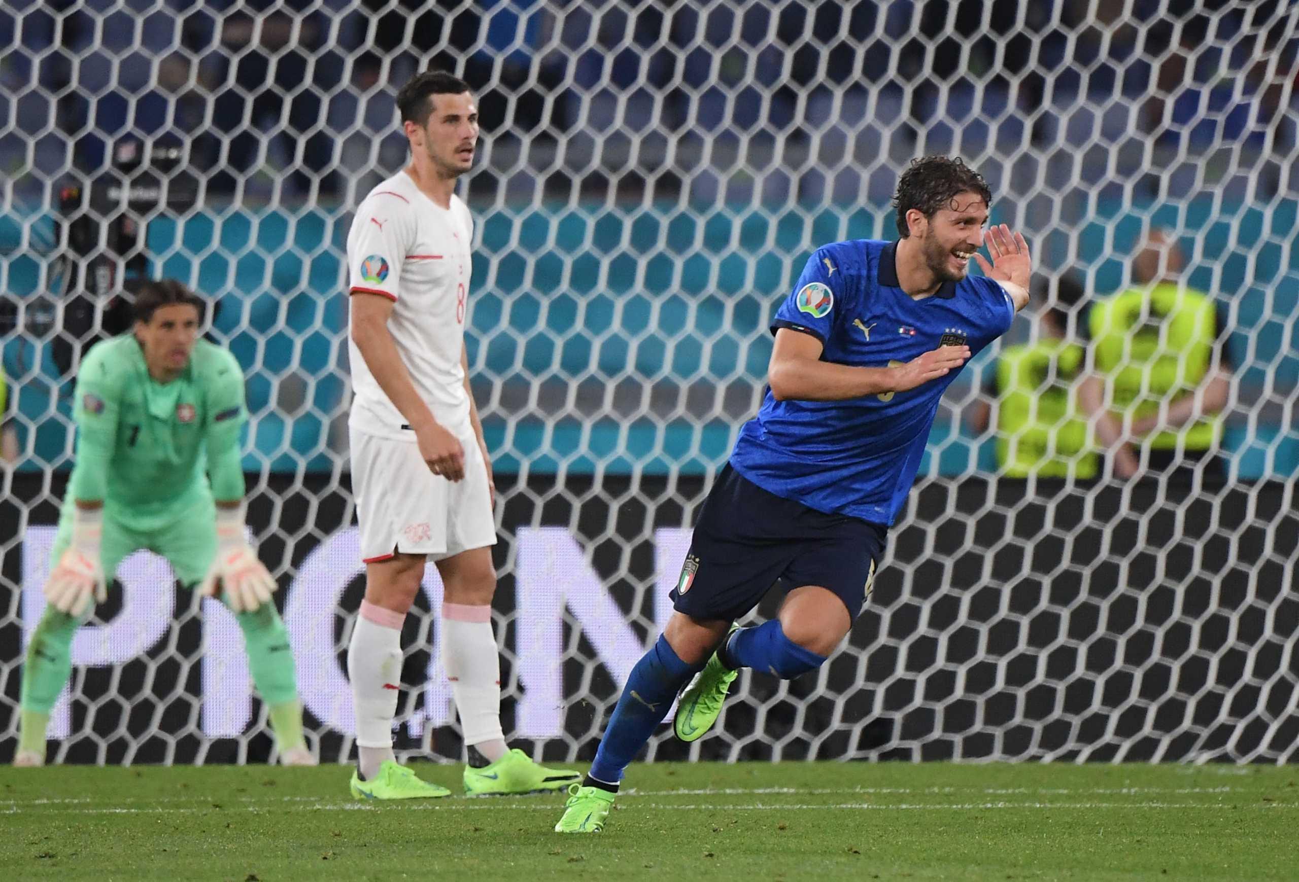 Euro 2020: Νέο παστέλι από Λοκατέλι στο Ιταλία – Ελβετία