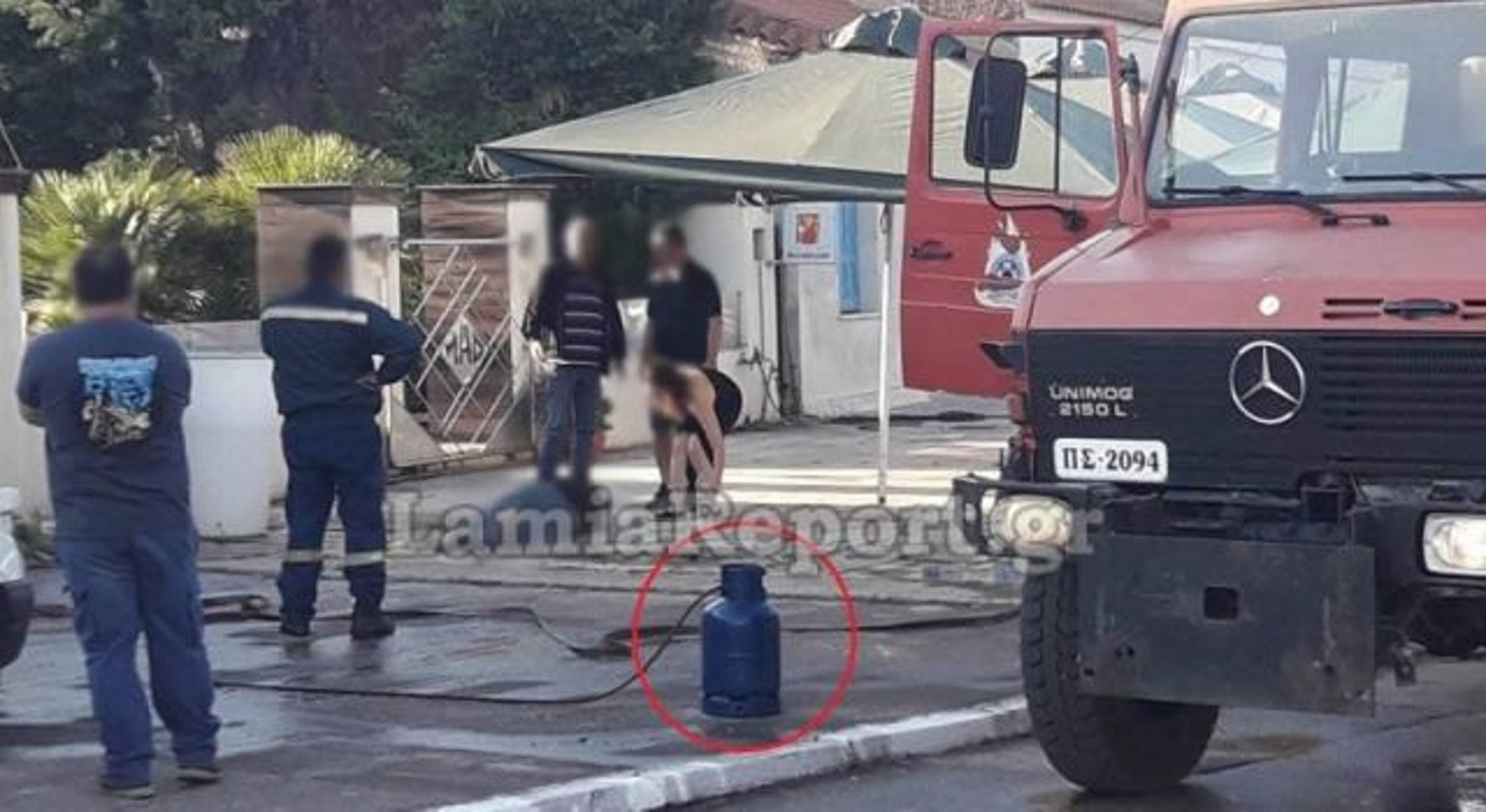 Λοκρίδα: 50χρονος τραυματίστηκε σοβαρά από φωτιά σε υπόγειο – Λιποθύμησε και χτύπησε στο κεφάλι