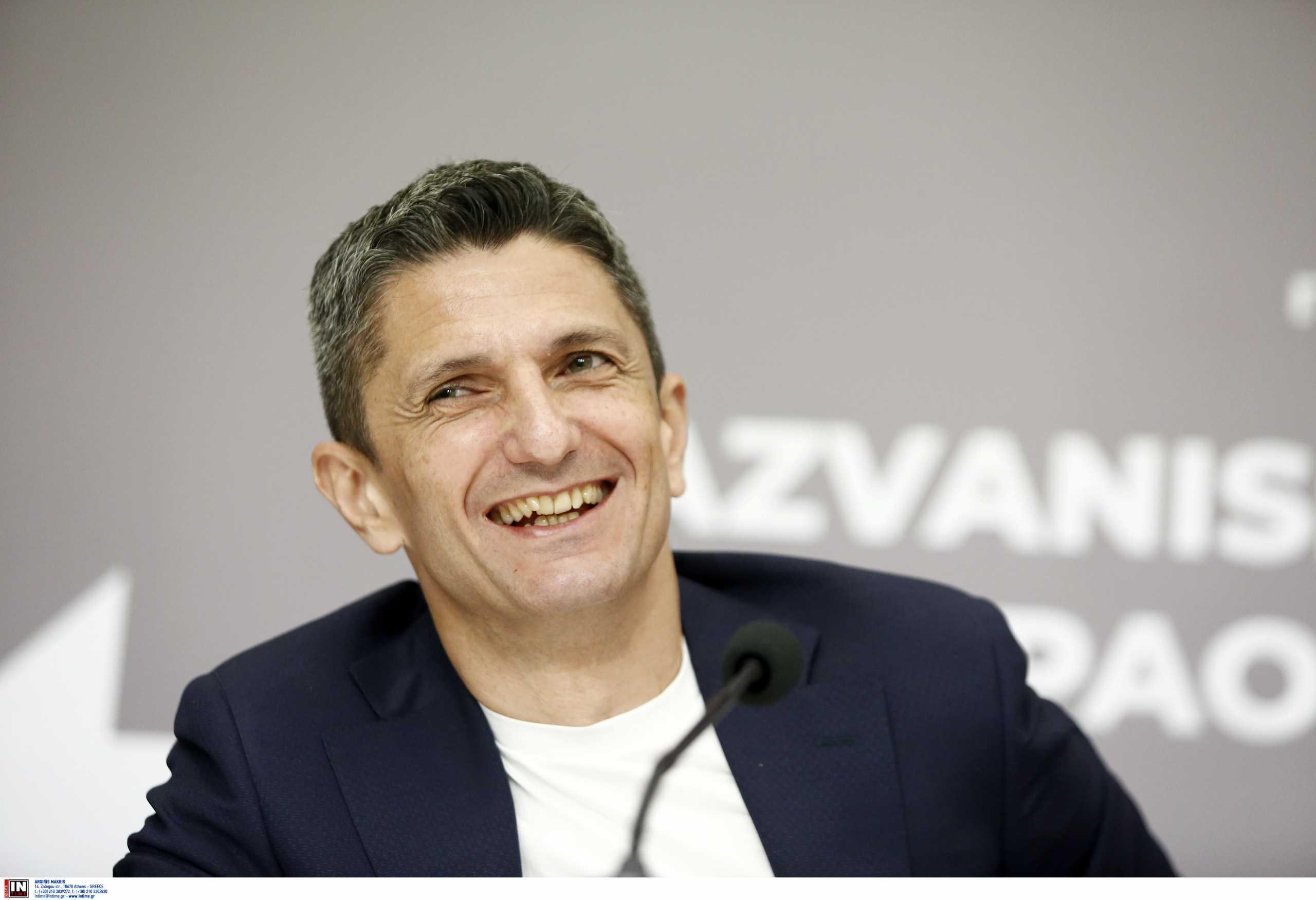 Λουτσέσκου: «Έχω κερδίσει πολλά στην Ελλάδα, είναι φυσιολογικό να υπάρχουν προσδοκίες»