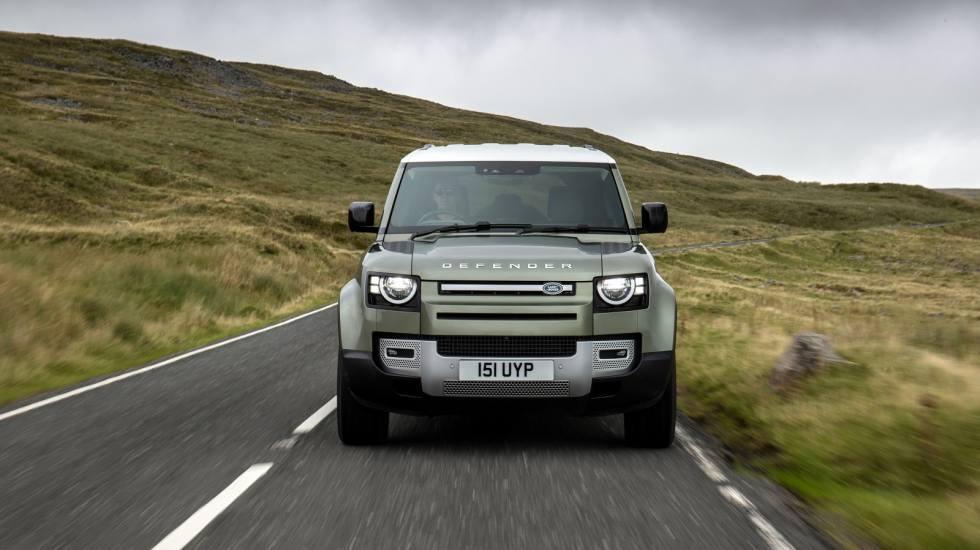 Η Land Rover μετατρέπει το Defender σε υδρογονοκίνητο! (video)