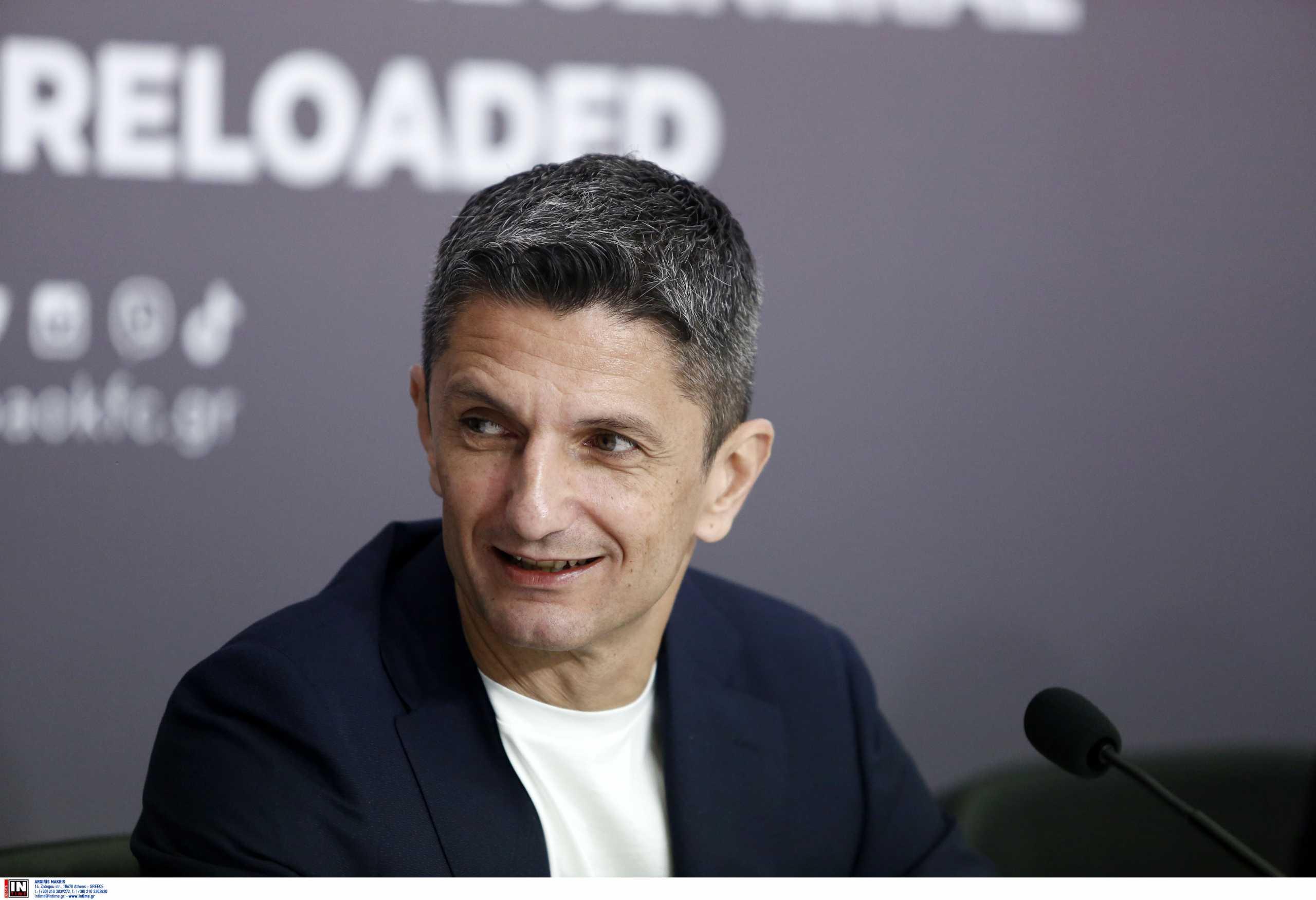 ΠΑΟΚ: «Τέσσερις ομάδες παλεύουν για τον τίτλο» δήλωσε ο Λουτσέσκου