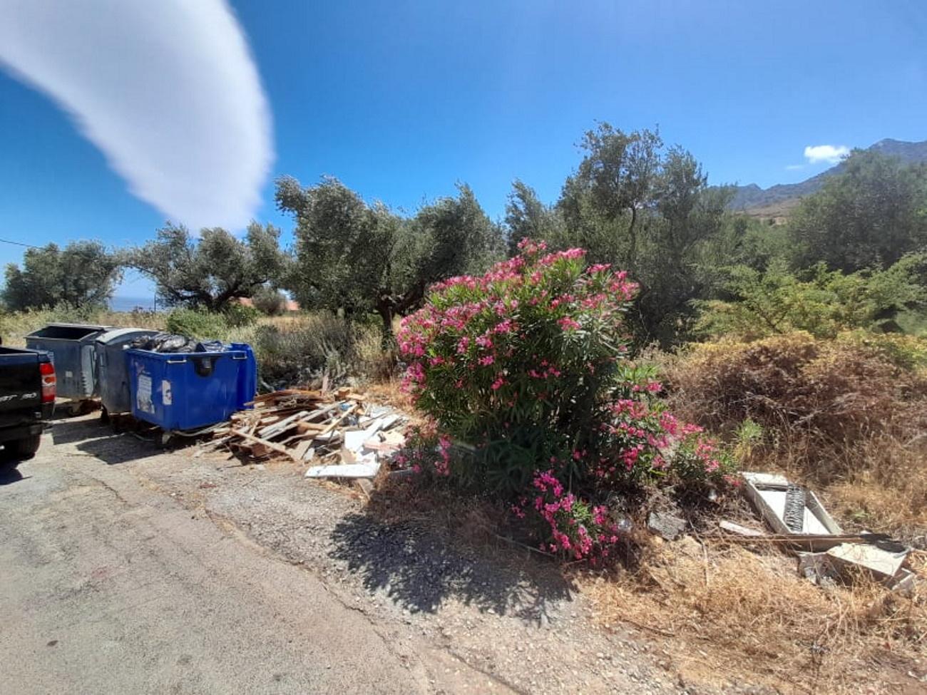 """""""Επικίνδυνες"""" εικόνες εγκατάλειψης στον Δήμο Ανατολικής Μάνης"""
