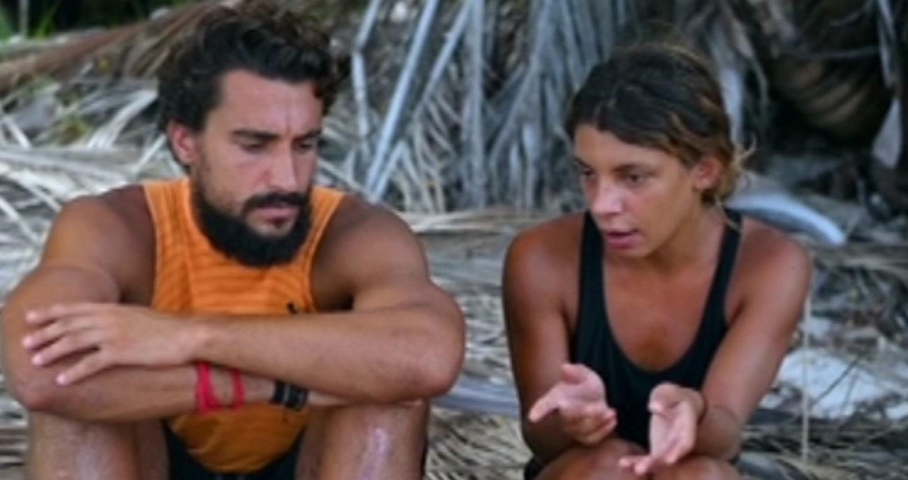 Survivor: Έκπληκτοι Σάκης και Μαριαλένα με τους Amigos – «Είχαν κάνει κάποια συμφωνία για εμάς;»