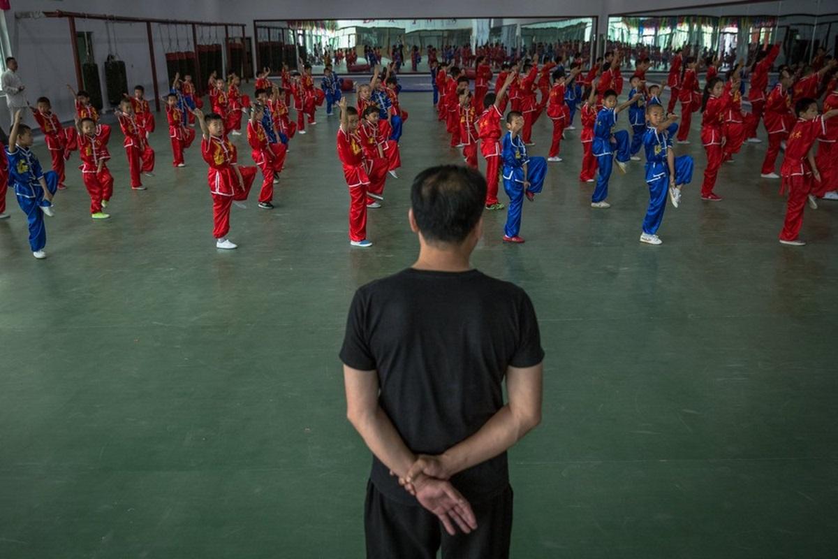 Κίνα: Φωτιά σε σχολή πολεμικών τεχνών για παιδιά – Τουλάχιστον 18 νεκροί