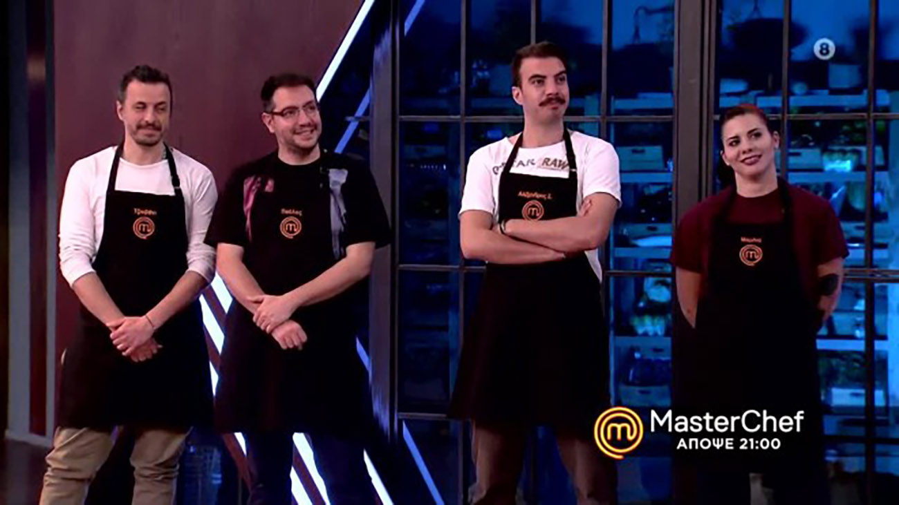 Masterchef τελικός: Μαργαρίτα και Διονύσης διαλέγουν συμπαίκτες