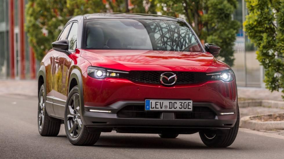 Η Mazda θα παρουσιάσει 13 εξηλεκτρισμένα μοντέλα μέχρι το 2025