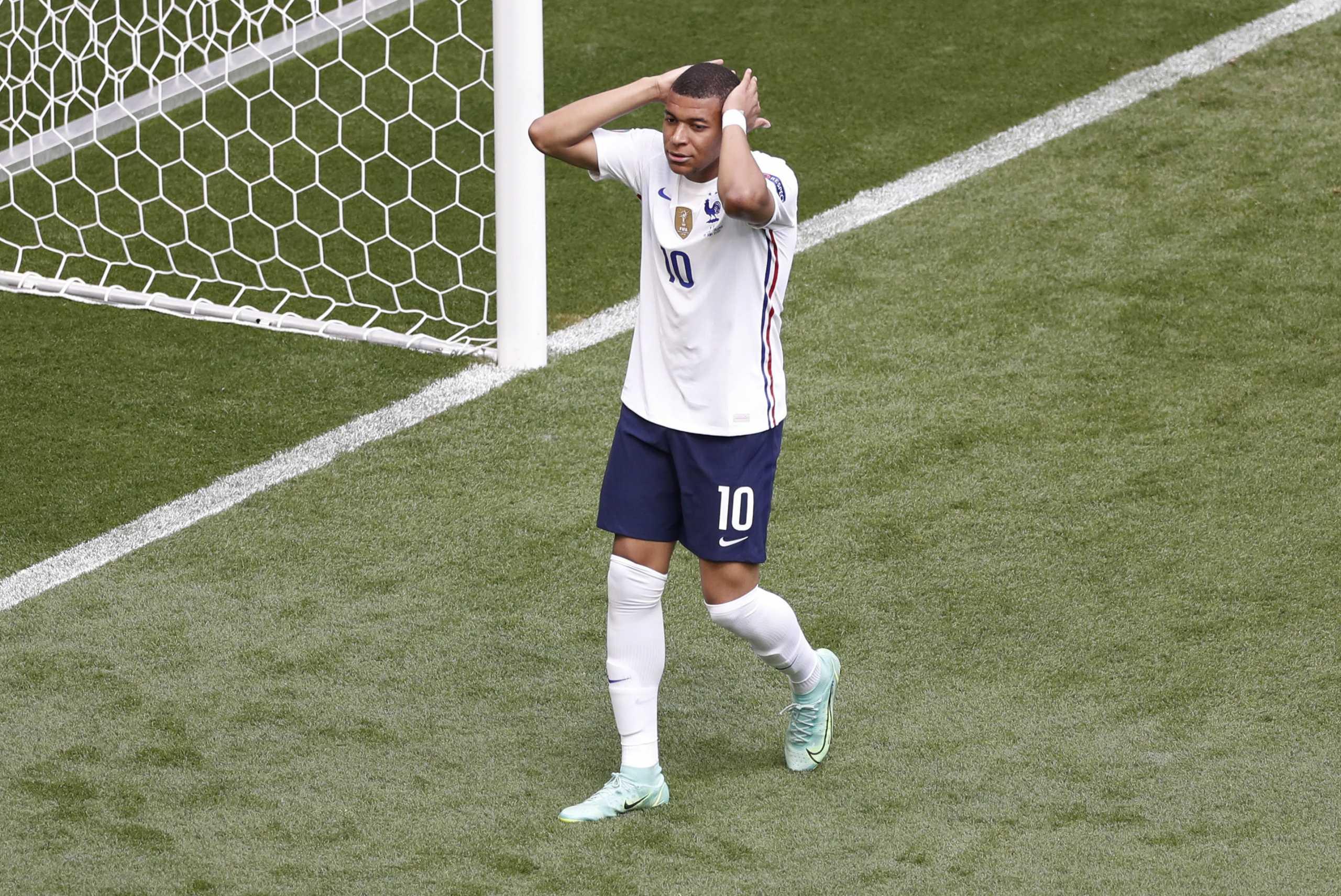 Euro 2020, Ουγγαρία – Γαλλία 1-1: «Κόλλησαν» οι Γάλλοι κι όμιλος πήρε «φωτιά»