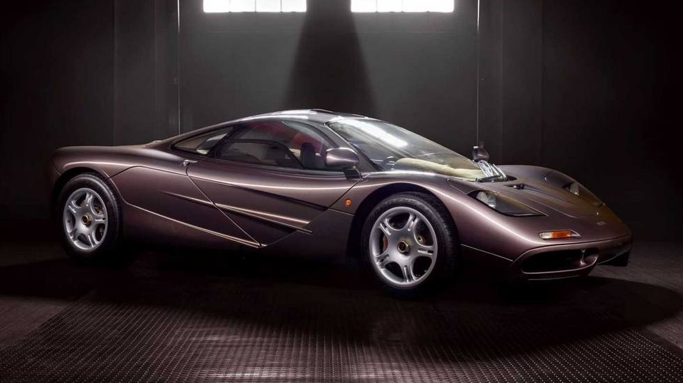 Αυτή η McLaren F1 θα ξεπεράσει τα $15 εκατ. σε δημοπρασία! (video)