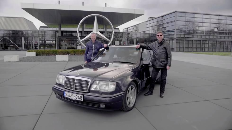 Το μοντέλο της Mercedes που οφείλει την ύπαρξή του στην… Porsche! (video)
