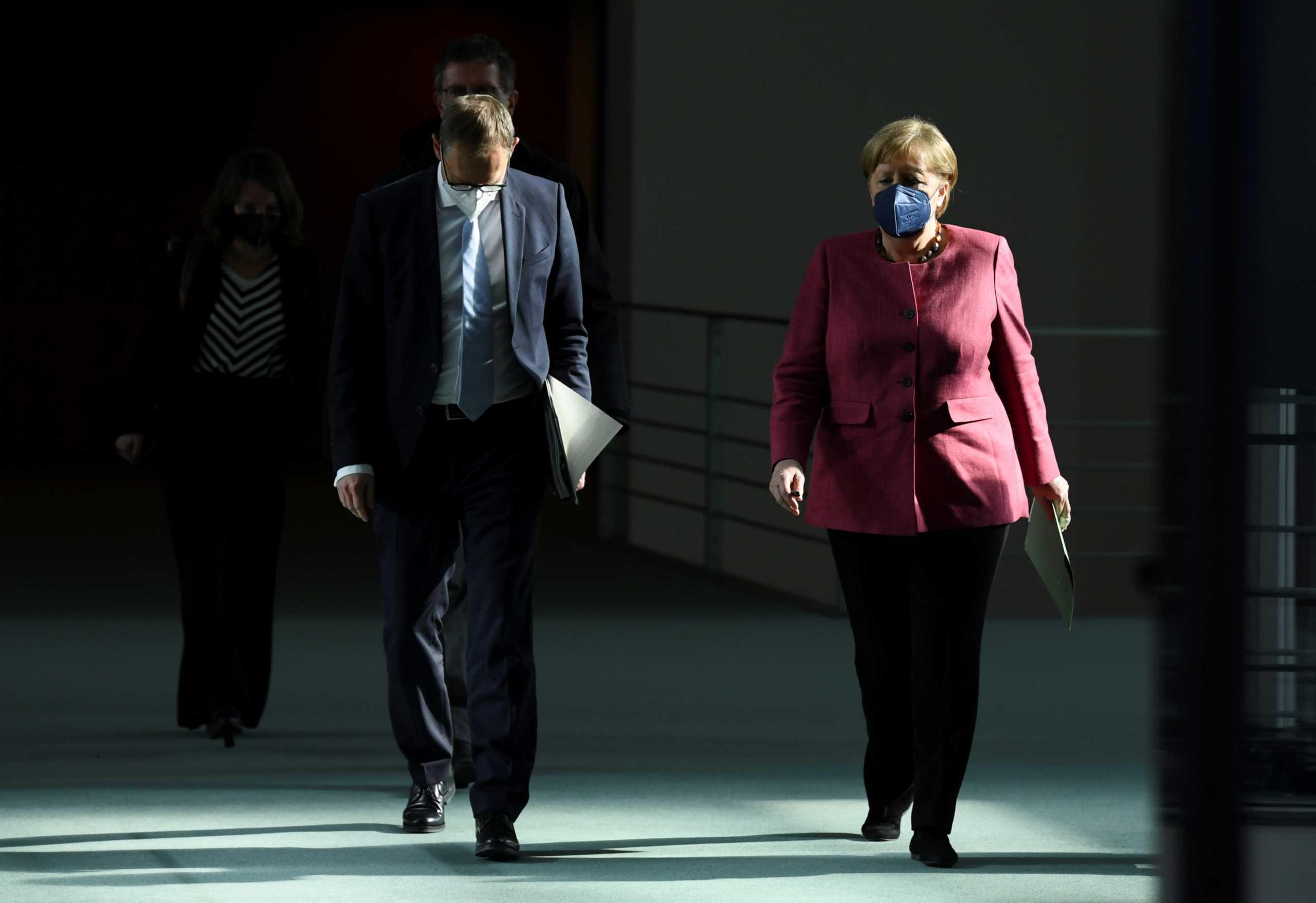 Δανία για το σκάνδαλο κατασκοπείας της Μέρκελ και άλλων ηγετών: Όλα καλά, θα κάνουμε διάλογο