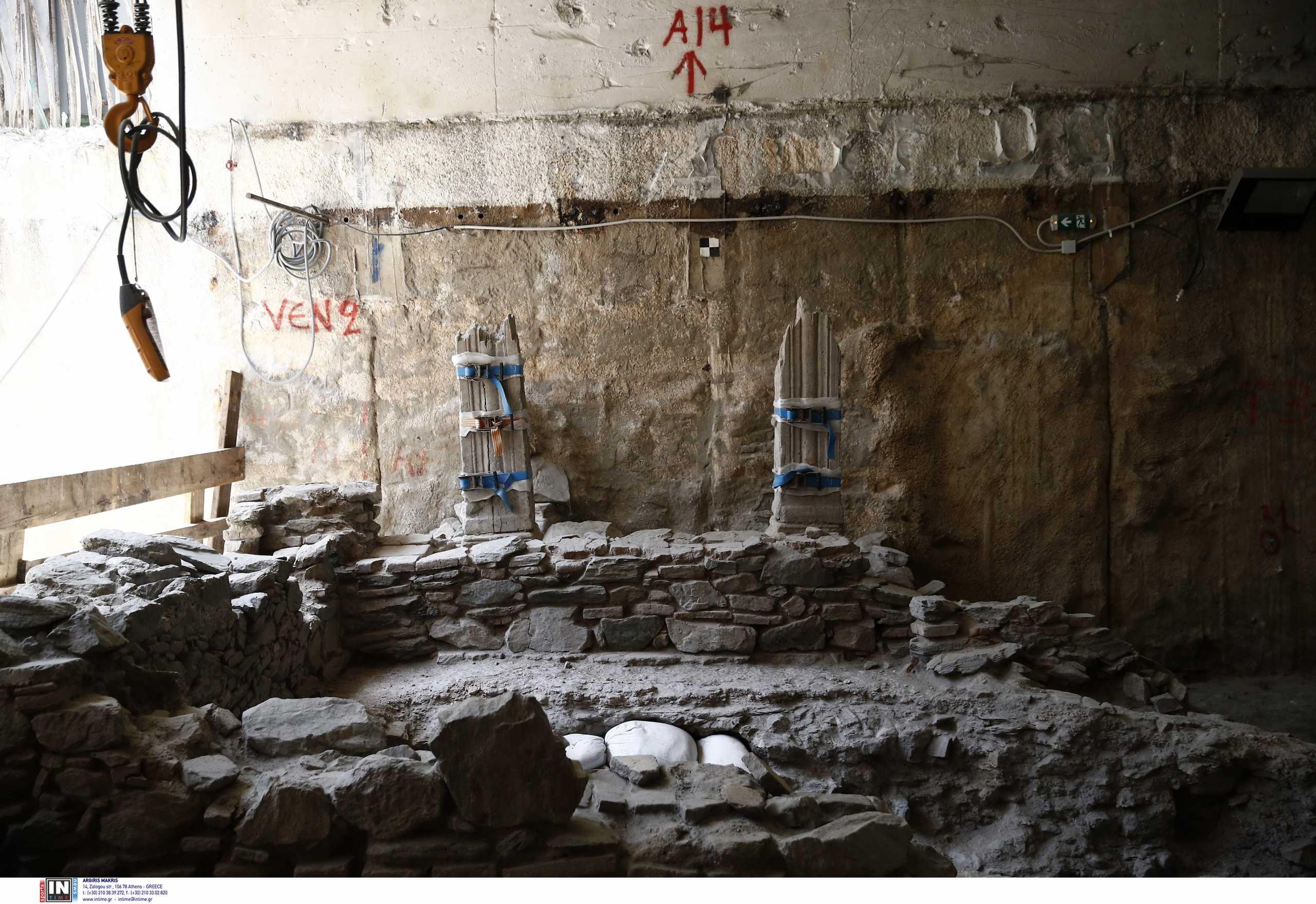 ΣτΕ: Συνταγματικές οι αποφάσεις για τη μεταφορά των αρχαίων στο μετρό Θεσσαλονίκης