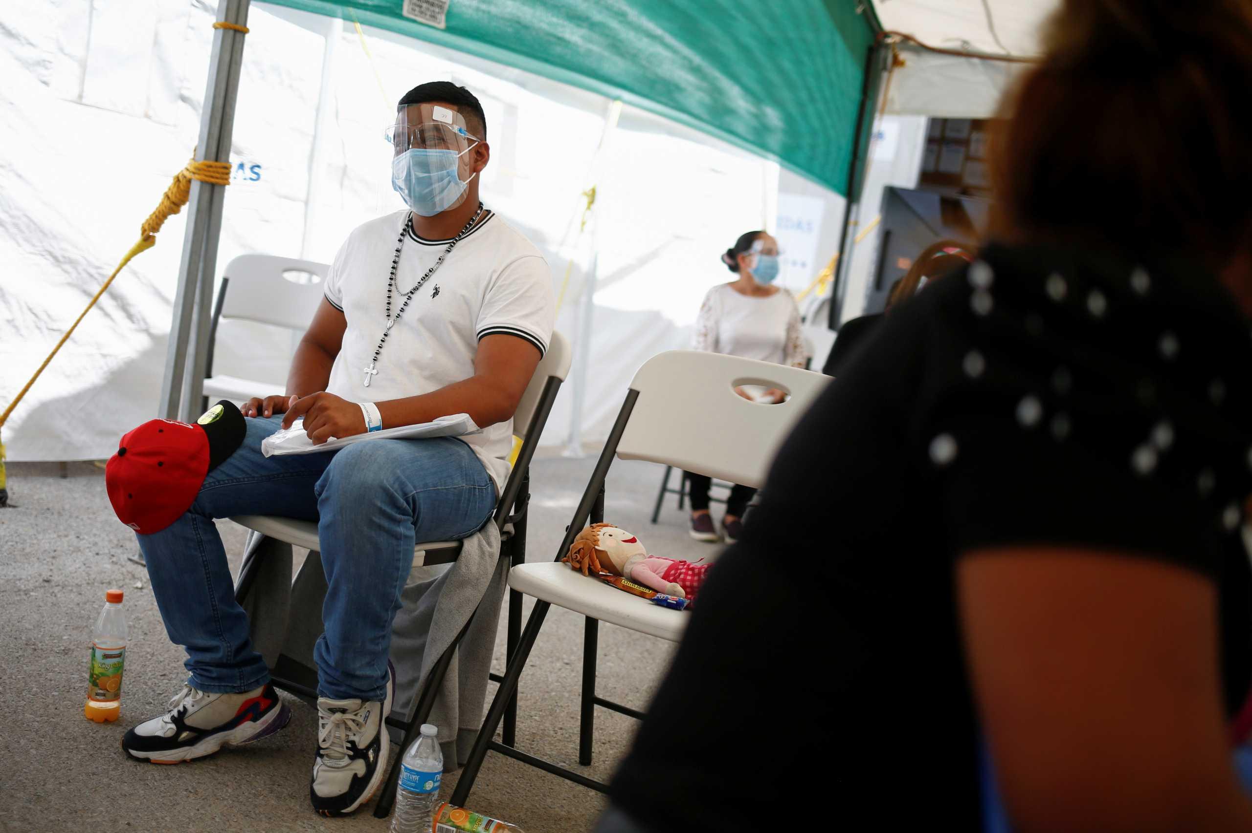 Μεξικό: 450 νεκροί και πάνω από 18.800 νέα κρούσματα κορονοϊού