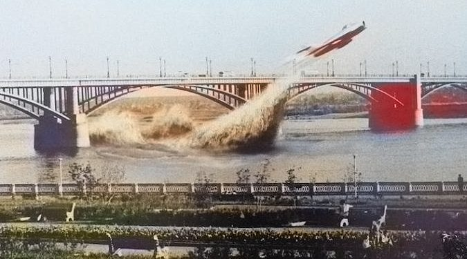MiG-17: Η ιστορία πίσω από την φωτογραφία «μύθο» με τον πιλότο σε απόγνωση