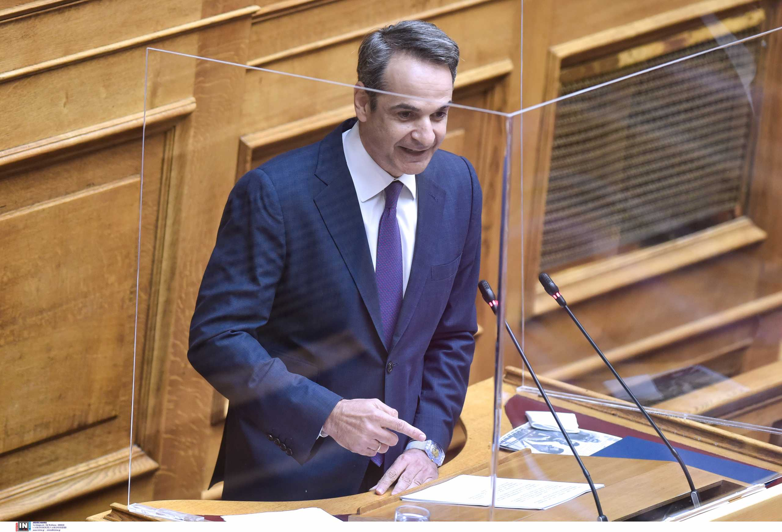 Βουλή: Η ομιλία του πρωθυπουργού Κυριάκου Μητσοτάκη για το εργασιακό νομοσχέδιο