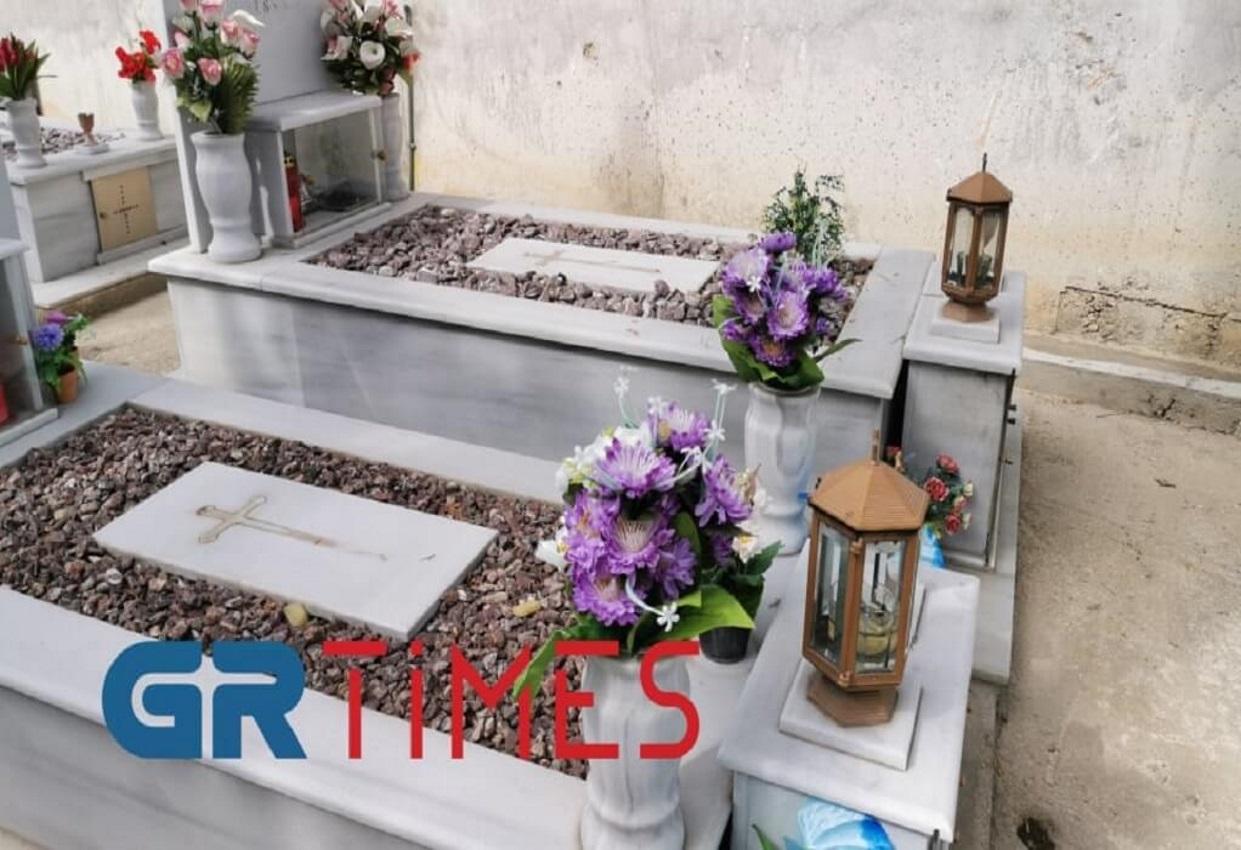 Θεσσαλονίκη: «Πλιάτσικο» στα νεκροταφεία της Ευκαρπίας – Αδιανόητες εικόνες