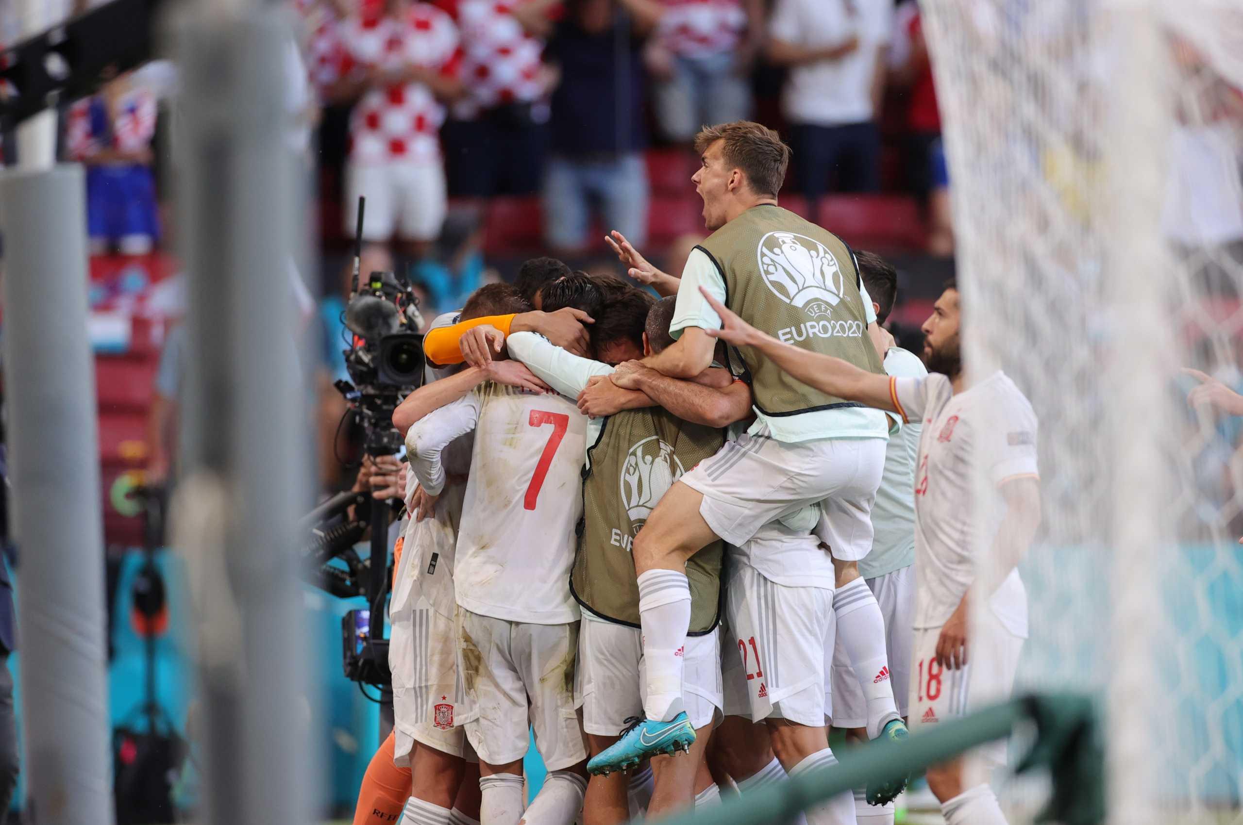 Euro 2020, Κροατία – Ισπανία LIVE για τους «16» της διοργάνωσης