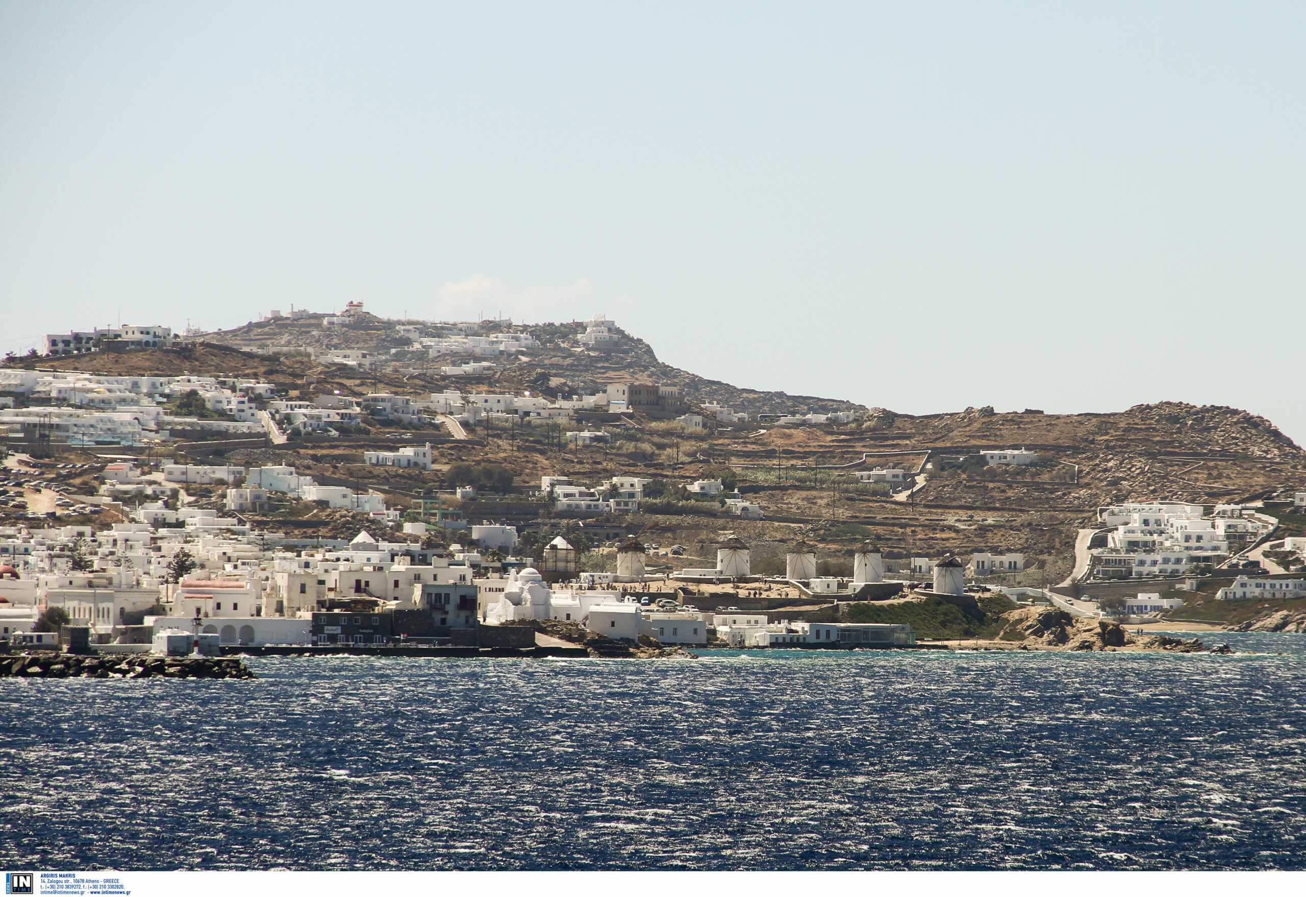 Μύκονος: Διακοπές θανάτου πάνω σε σκάφος – Νεκρή η γυναίκα παρά τις δραματικές προσπάθειες που έγιναν