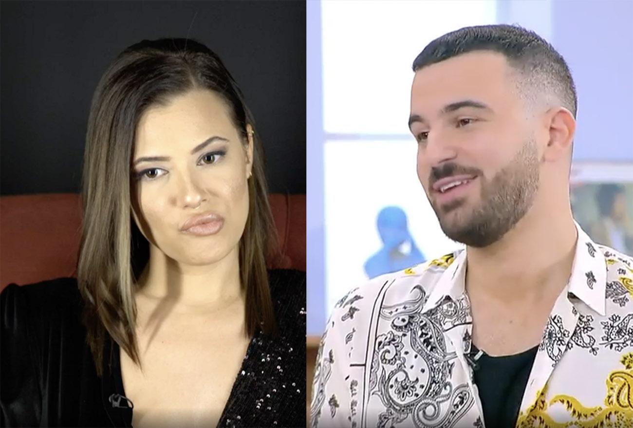 Ο Νικηφόρος διαψεύδει τις φήμες περί ερωτικής σχέσης με τη Λάουρα Νάργες