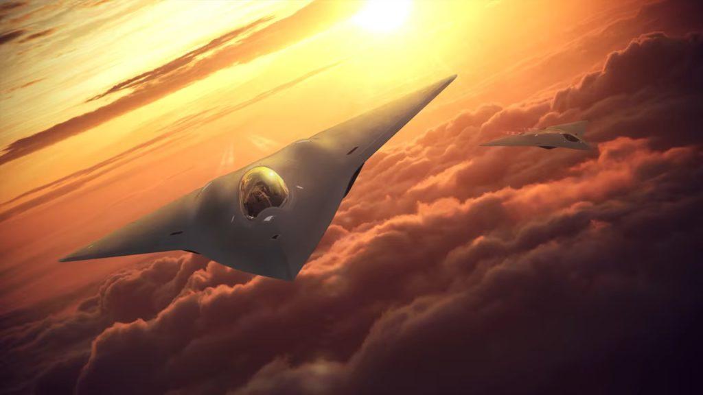NGAD: Νέες αποκαλύψεις για το μαχητικό 6ης γενιάς που θα διαδεχθεί το stealth F-22