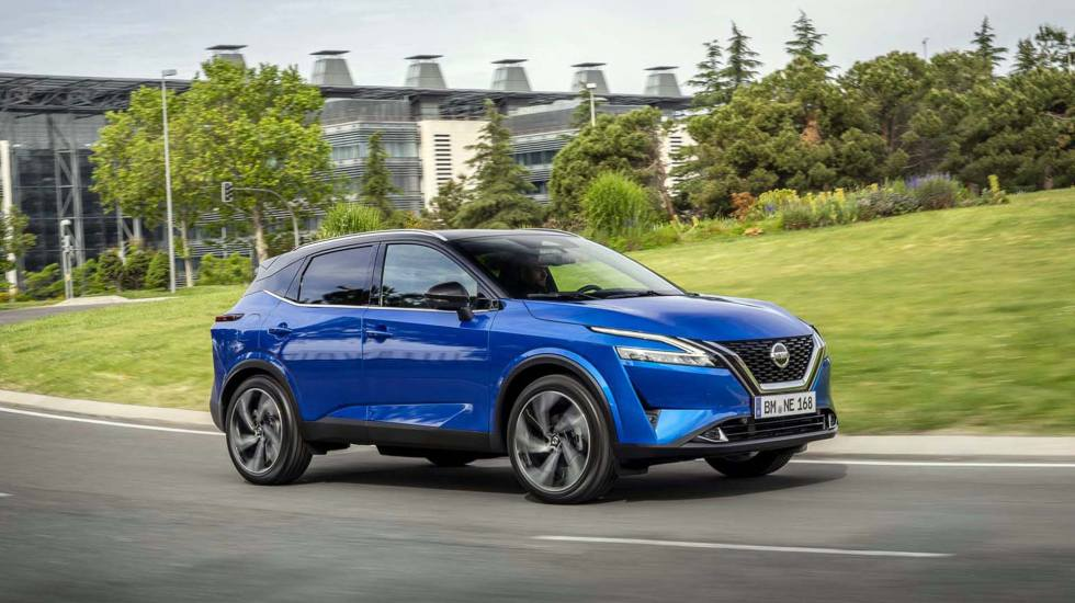 Nissan: Εκκίνηση με υψηλό αριθμό παραγγελιών το νέο Qashqai