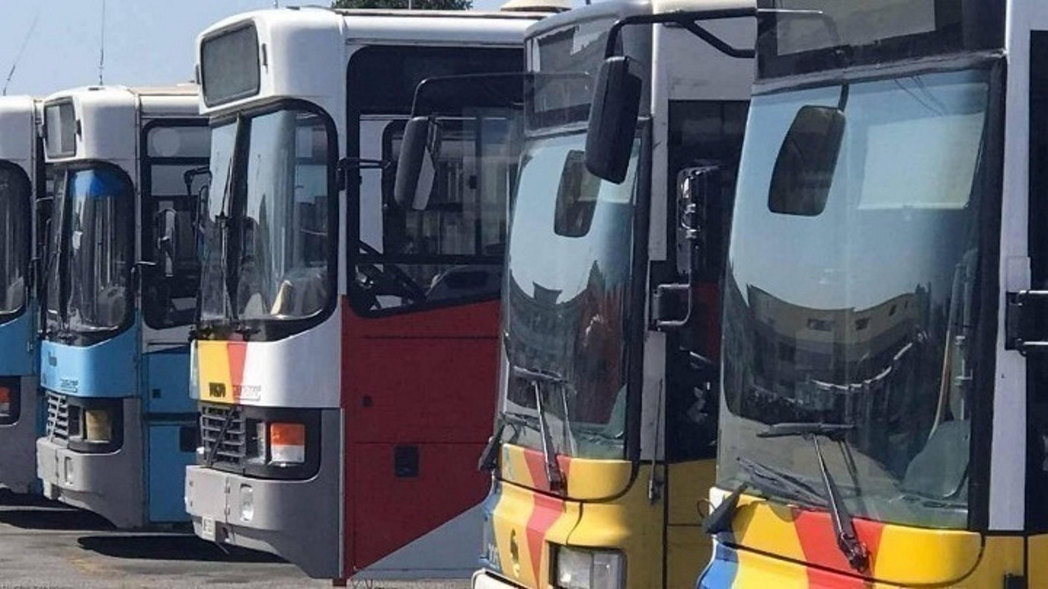 ΟΑΣΘ: Νέα λεωφορεία στους δρόμους της Θεσσαλονίκης