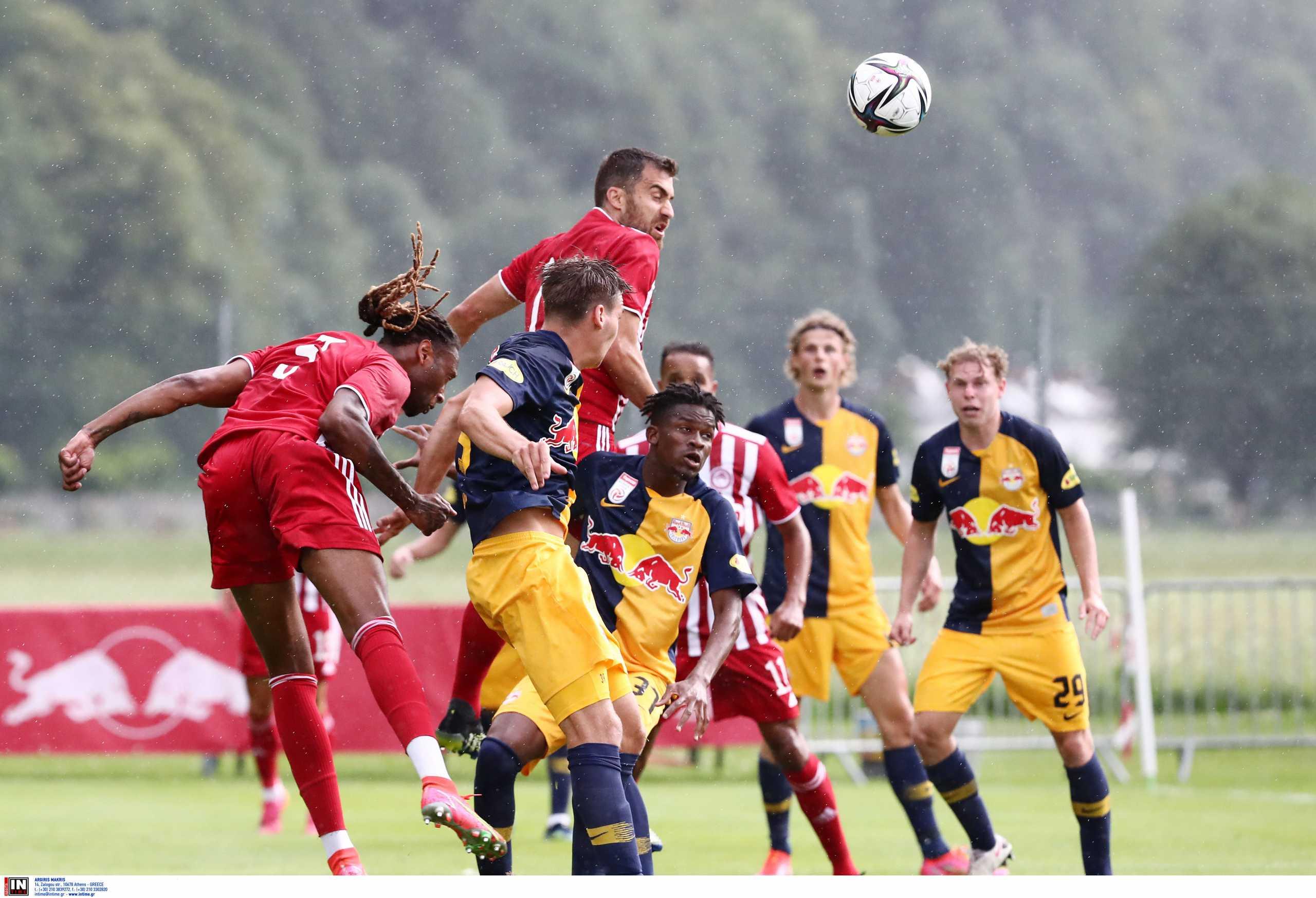 Σάλτσμπουργκ – Ολυμπιακός 3-0: Πρώτη ήττα για τους Πειραιώτες στα φιλικά