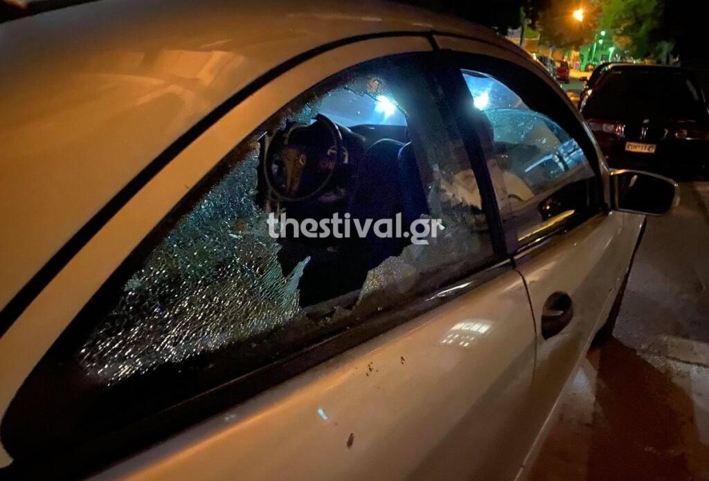 Θεσσαλονίκη: Συμπλοκή οπαδών στον Εύοσμο – «Πάμε να τους σκοτώσουμε» φώναζαν