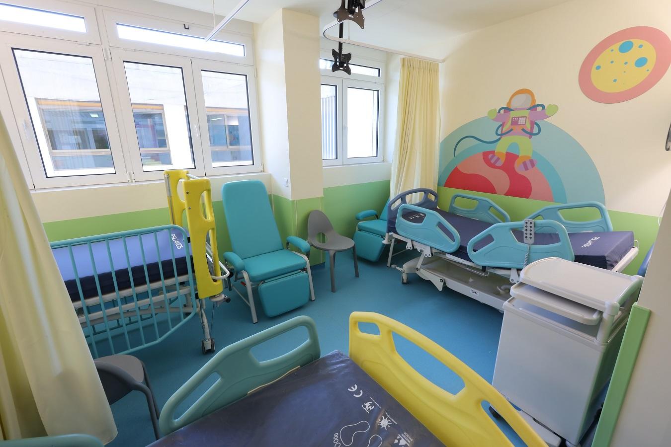 Το πριν και το μετά της ανακαίνισης του ΟΠΑΠ στα παιδιατρικά νοσοκομεία
