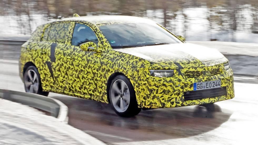 Opel: Όσα ξέρουμε για το νέο Astra λίγο πριν την επίσημη παρουσίασή του (pics)