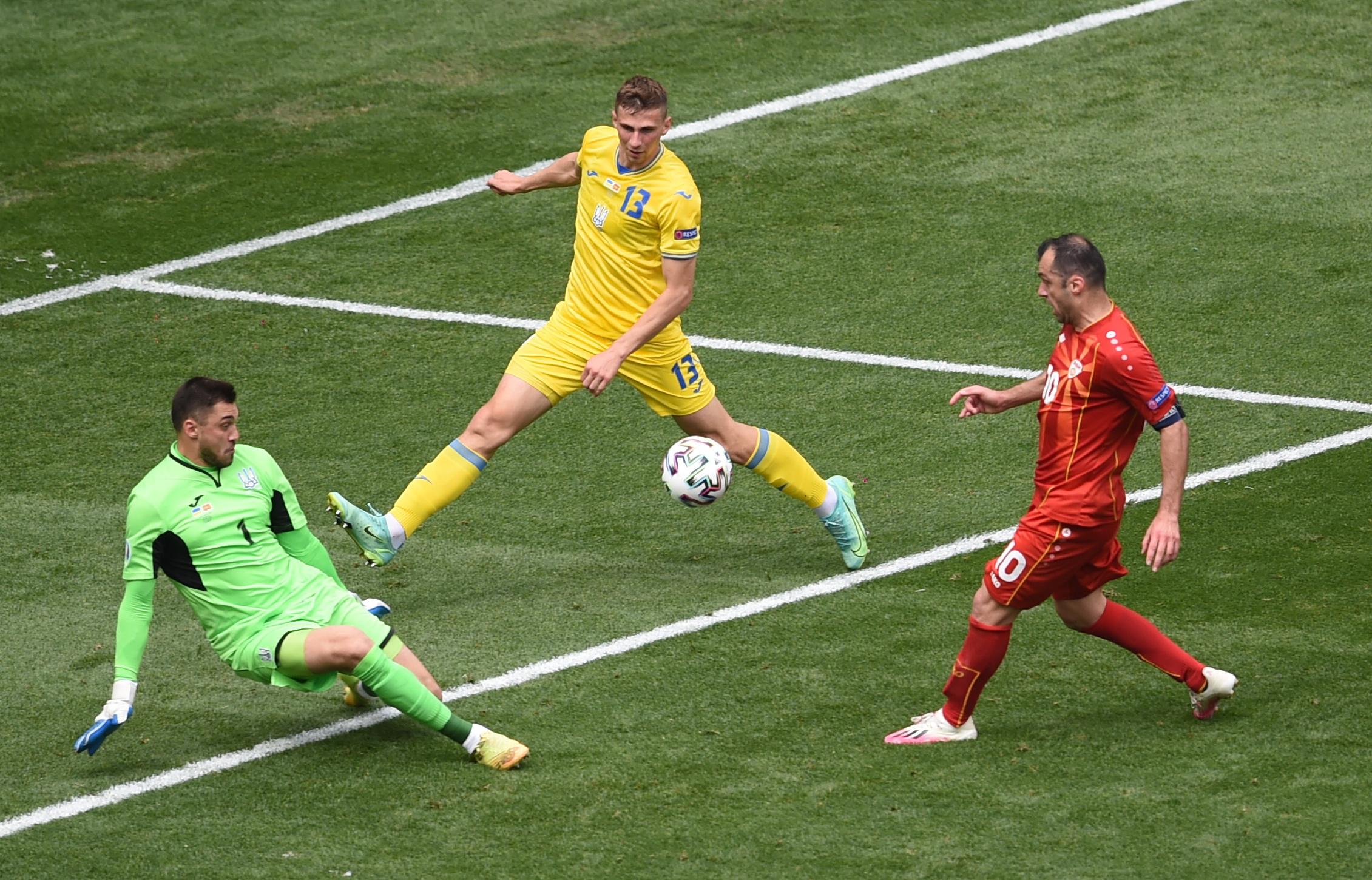 Euro 2020: Το VAR ακύρωσε γκολάρα του 38χρονου Πάντεφ