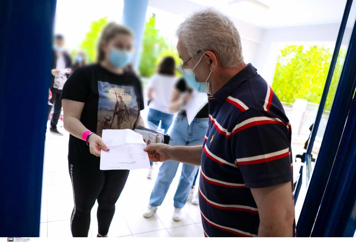 Πανελλήνιες 2021: Πρεμιέρα με Νεοελληνική Γλώσσα, μάσκες και self test