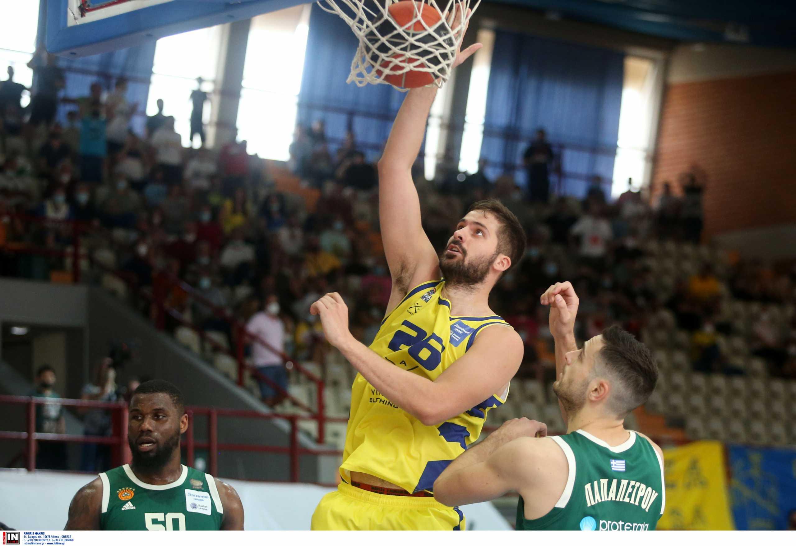 «Βόμβα» από Λαύριο, νίκησε Παναθηναϊκό κι έβαλε φωτιά στους τελικούς της Basket League