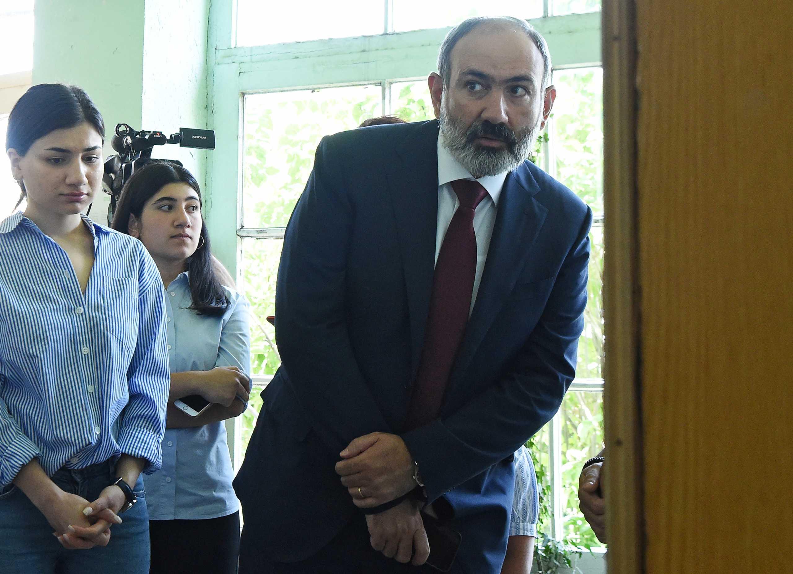 Αρμενία: Ο Πασινιάν κέρδισε τις εκλογές – «Φωνές» της αντιπολίτευσης για νοθεία